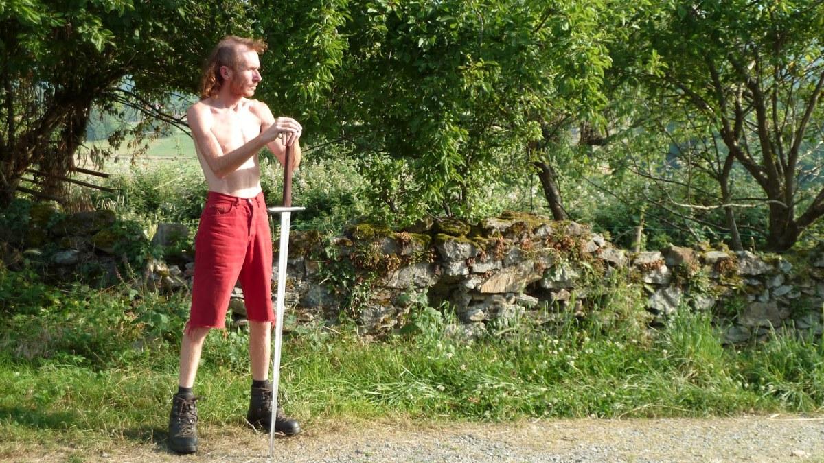 Castel-Bayart : armes i armaduresmedievals